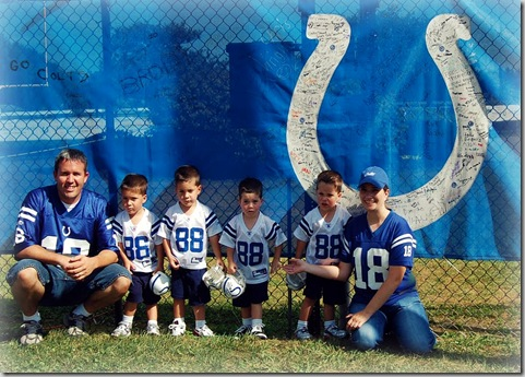 indianapolis colts family