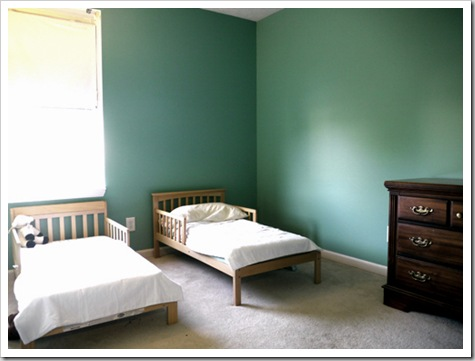 kids room spearmint color