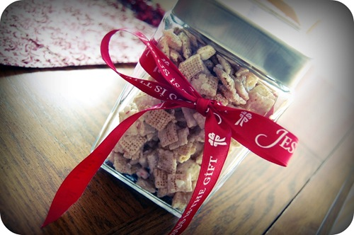 reindeer food homemade gift