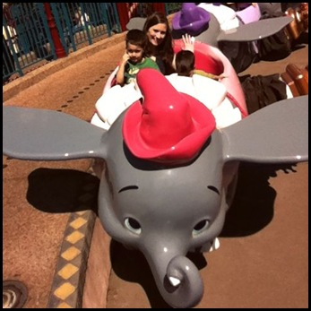 dumbo ride magic kingdom