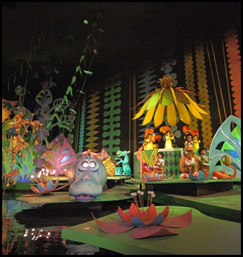 walt disney world small world jungle