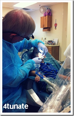 pediatric dentist visit indiana