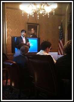 Aneesh Chopra Chief of Technology Obama Administration