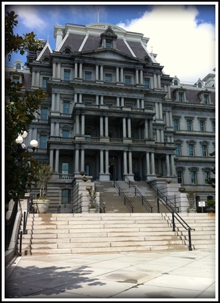 Dwight D. Eisenhower Building Executive Offices