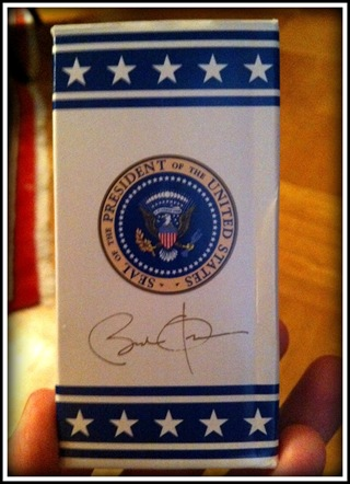 Presidential White House Swag