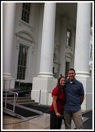 Private White House Tour