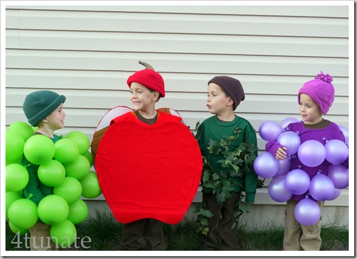 fruit of the womb halloween costume