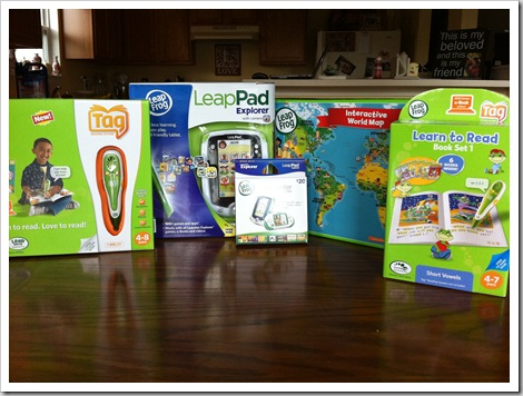 leapfrog toys of the year