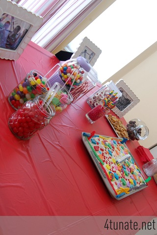 Throwing A Candy Land Themed Birthday Party 4tunate