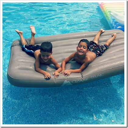 swim days of summer 2012