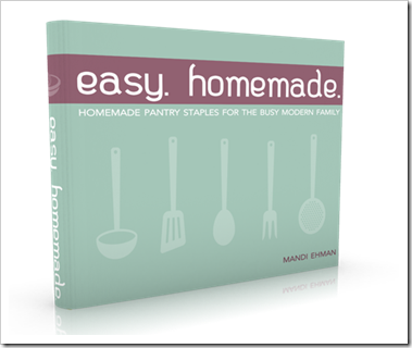 easy-homemade ebook mandi ehman