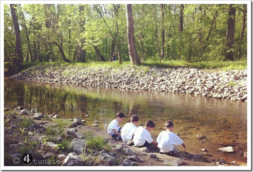learning how to skip rocks simple outdoor adventures for boys