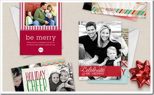 groupon christams cards deal