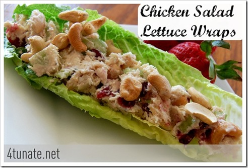 best of 2012 chicken salad lettuce wraps