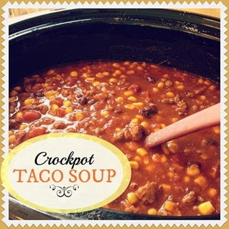 best of 2012 slow-cooker taco soup