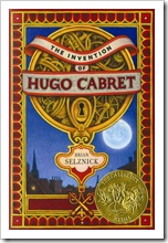 the intevention of hugo cabret - brian selznick