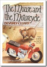 the mouse and the motorcycle - beverly clearly