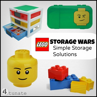 lego storage wars siimple storage solutions  sc 1 st  4tunate & LEGO Storage Wars: Simple Solutions for LEGO Storage | 4tunate