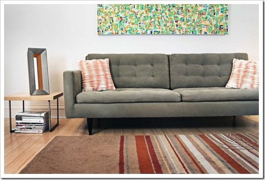 airocide living room stock image