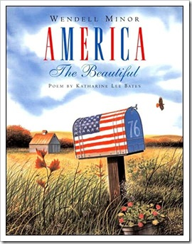 america the beautiful - wendell minor