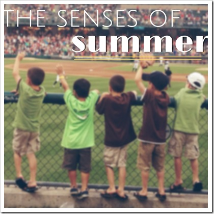 the favorite senses of summer