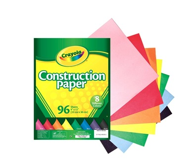 crayola construction paper amazon deal