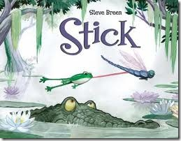 favorite library books - Stick