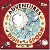 favorite library books - The Adventures of the Dish and the Spoon