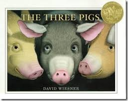 favorite library books -  The Three Pigs