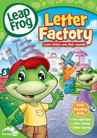 leapfrog letter factory dvd amazon deal