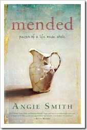 angie smith mended on sale on kindle