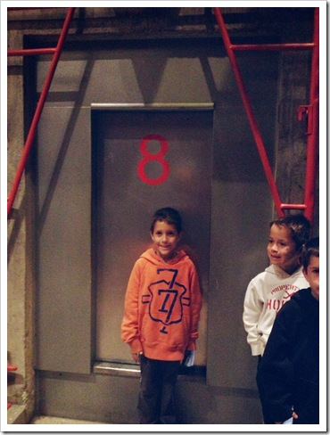 st.louis arch journey to the top elevators
