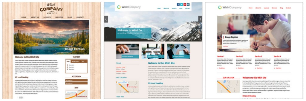 whirl-sites-templates