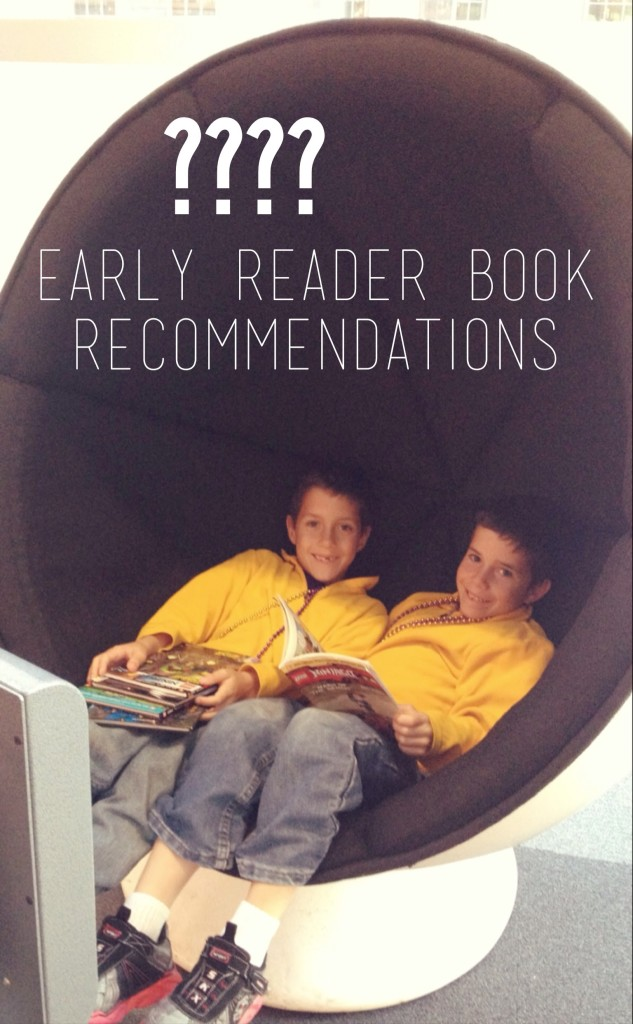 early-reader-book-recommendations