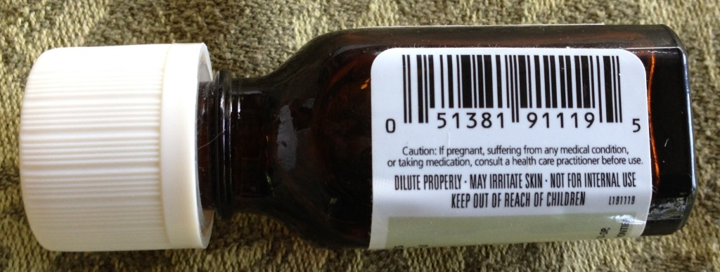 warning-label-essential-oils