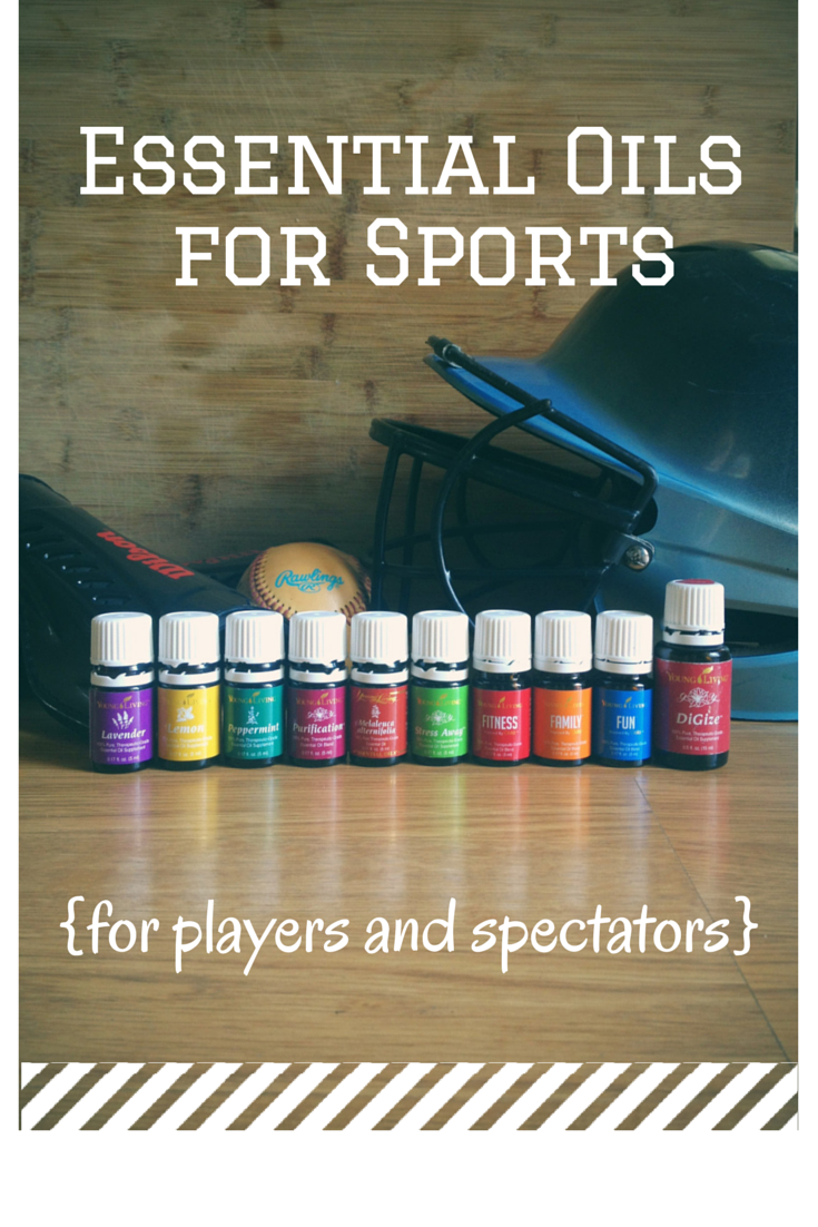 Essential Oils For Sports Families 4tunate
